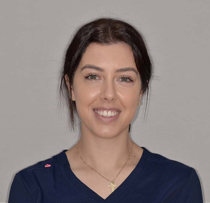 Ellie Van Spall – Head Dental Nurse